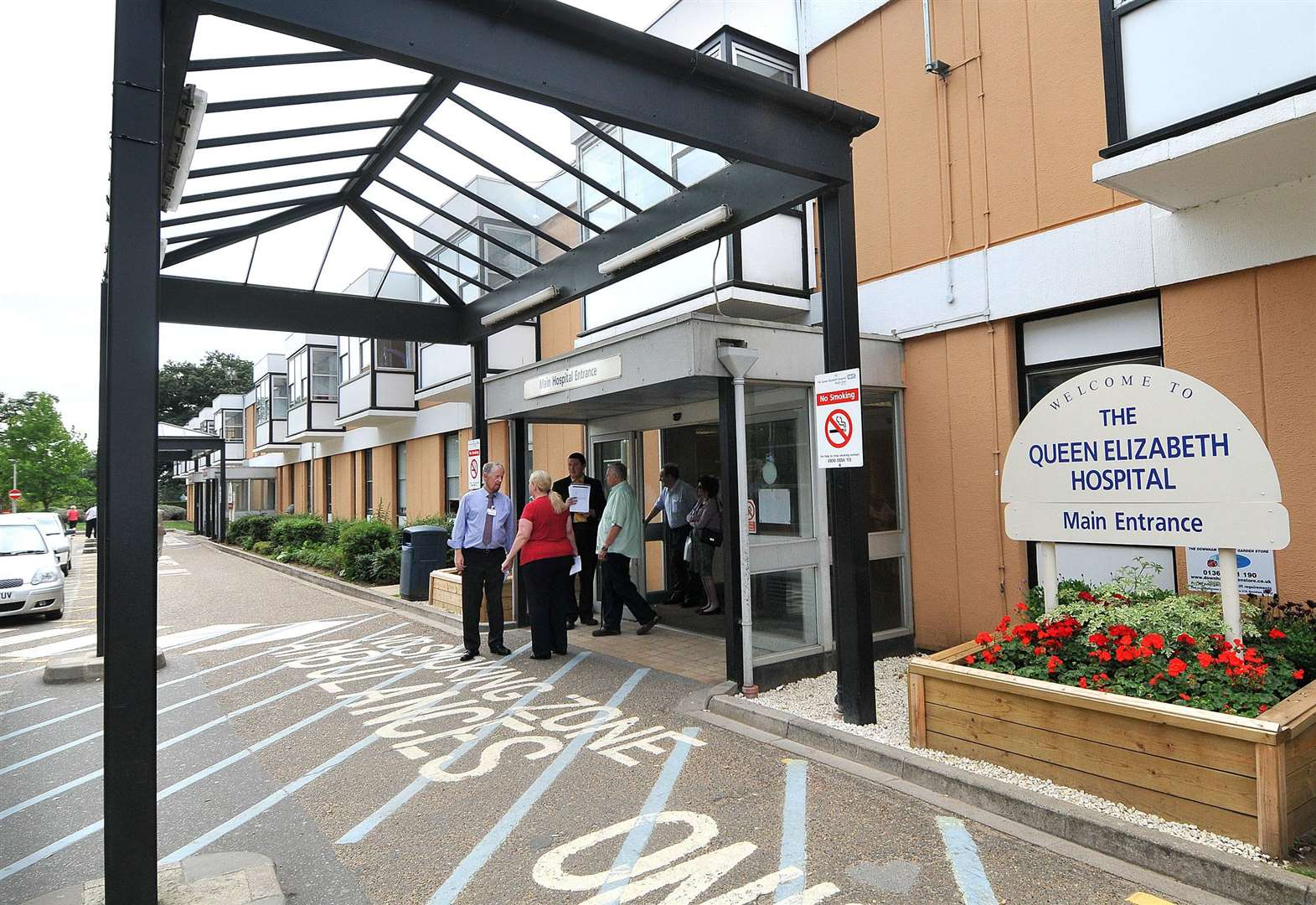 King's Lynn hospital put into special measures for second time
