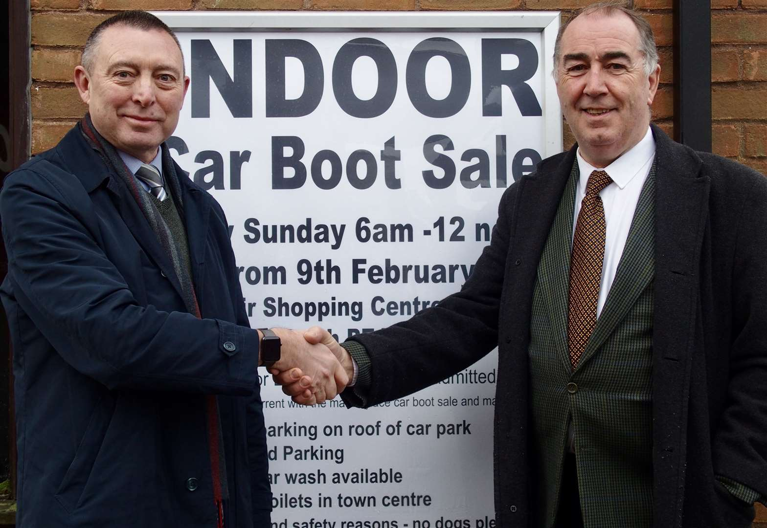 New venture aims to bring car booters to Wisbech Horsefair Shopping Centre