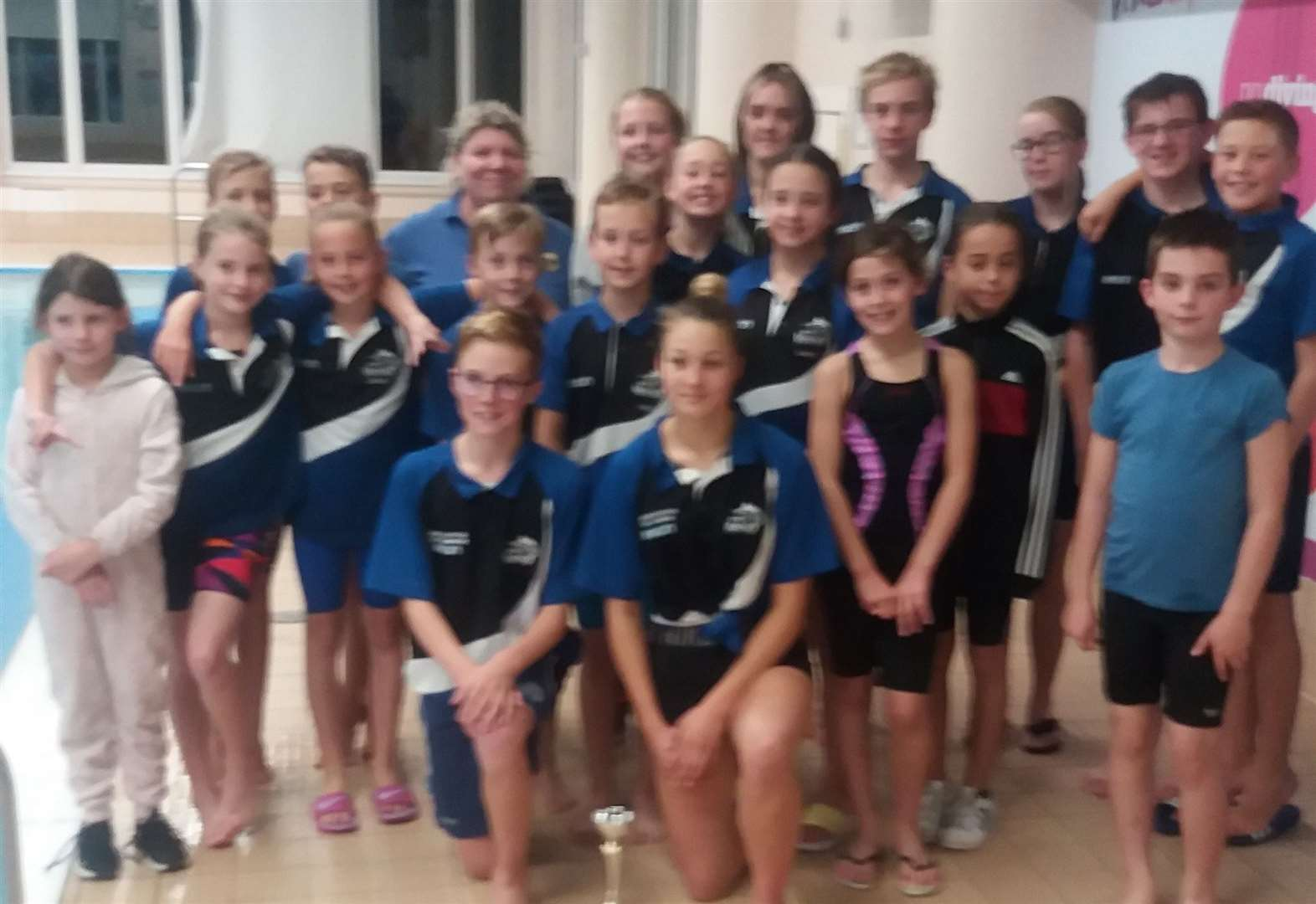 Swimming: who bagged five wins and six PB times for Marlins?