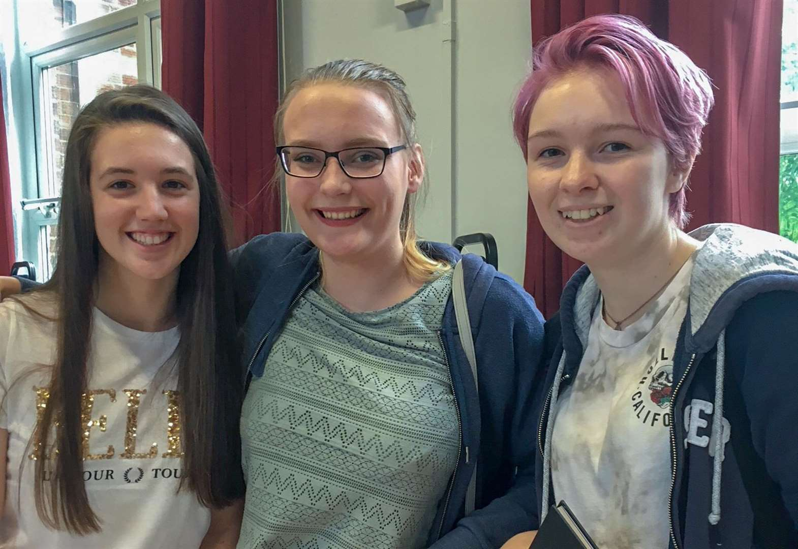 Science results are up at the Cromwell Community College in Chatteris