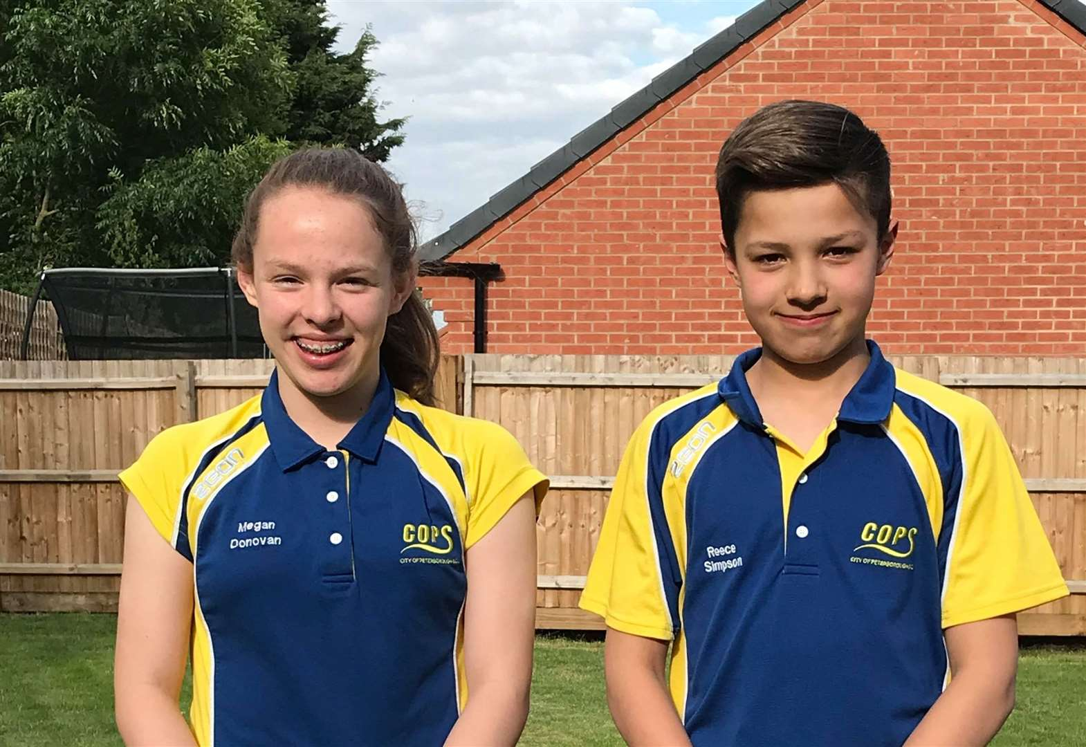 Swimming: ex-Chatteris duo careers blossom