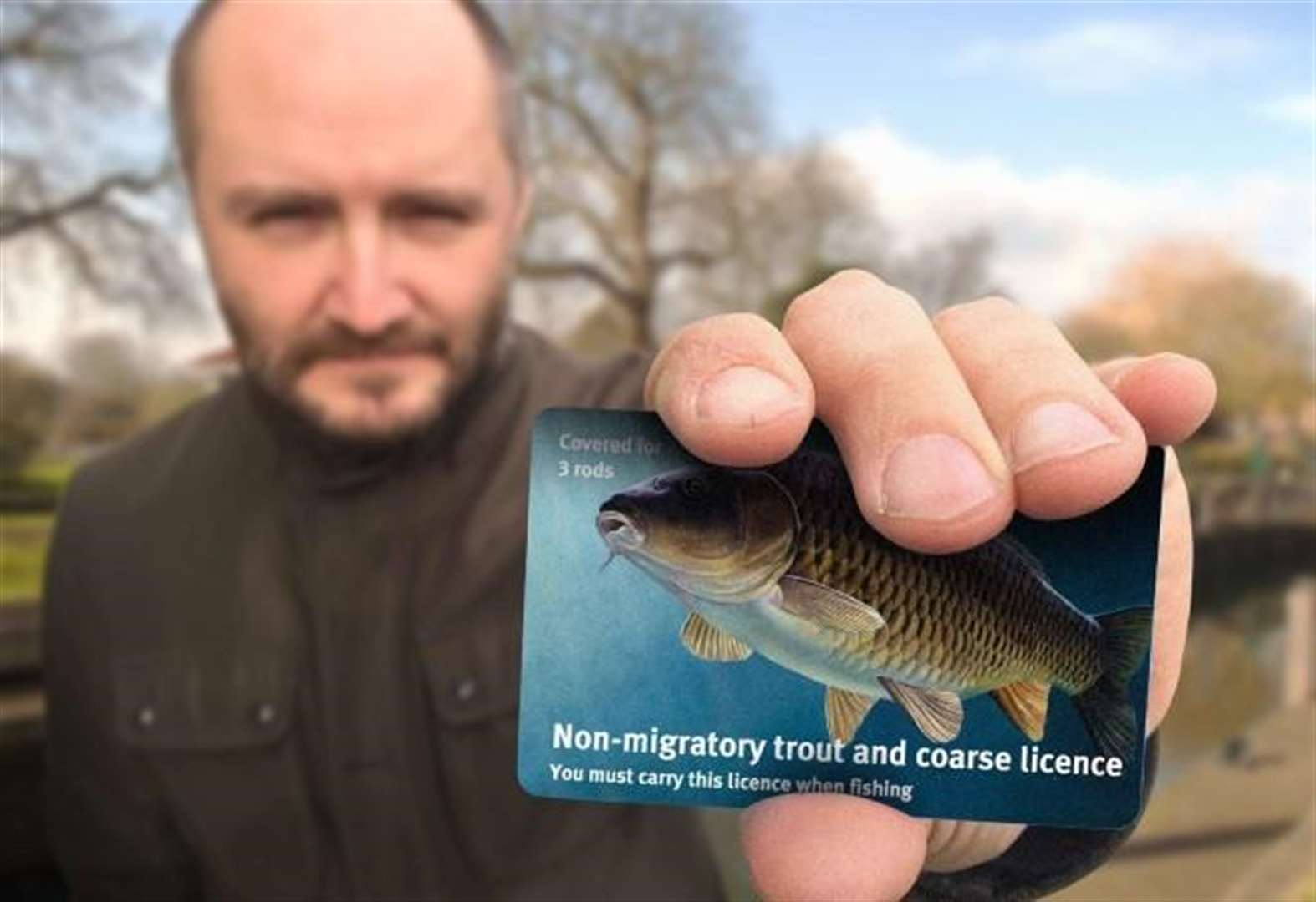 Fenland anglers seeking rod licences: Environment Agency warns about internet scammers intent on getting your money with fake websites