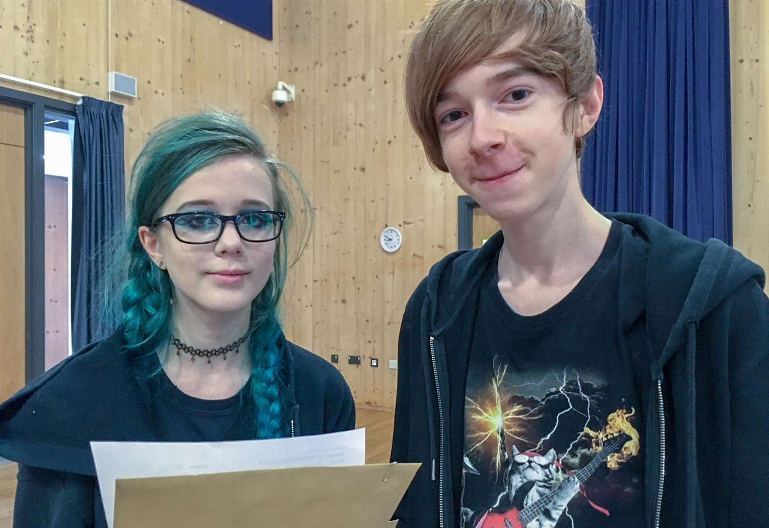 Students at March Neale-Wade Academy celebrate successful GCSE results