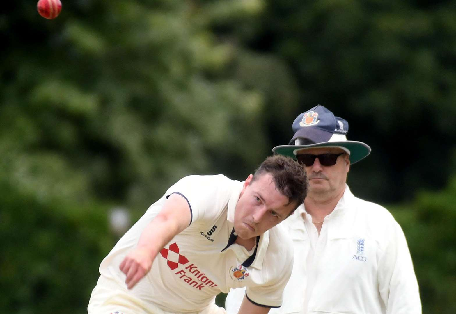 Howell hits Rutland League ton in Wisbech Town CC triumph