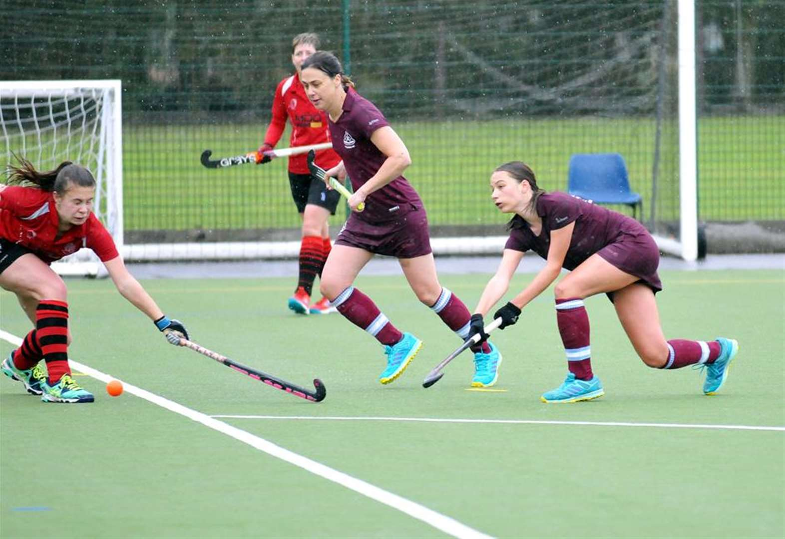 HOCKEY: Wisbech Men's 1sts fight back but just short of Old Southendians