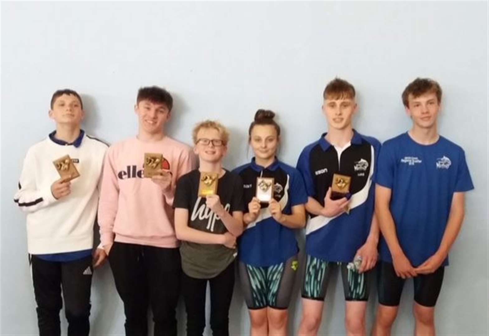 March swimmers grab top girl and boy awards