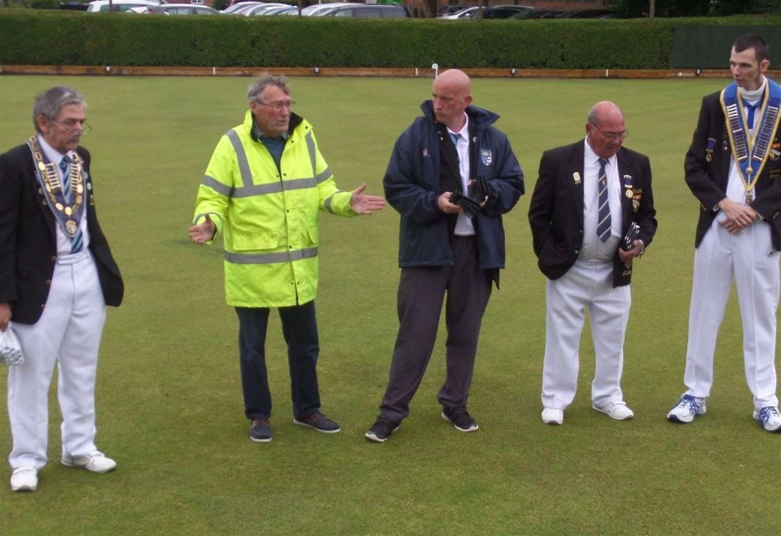 Bowls: North Cambs shine at Upwell