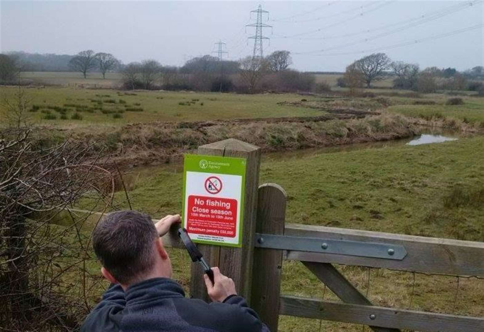 Fenland anglers urged to raise their thoughts on close season, says Environment Agency