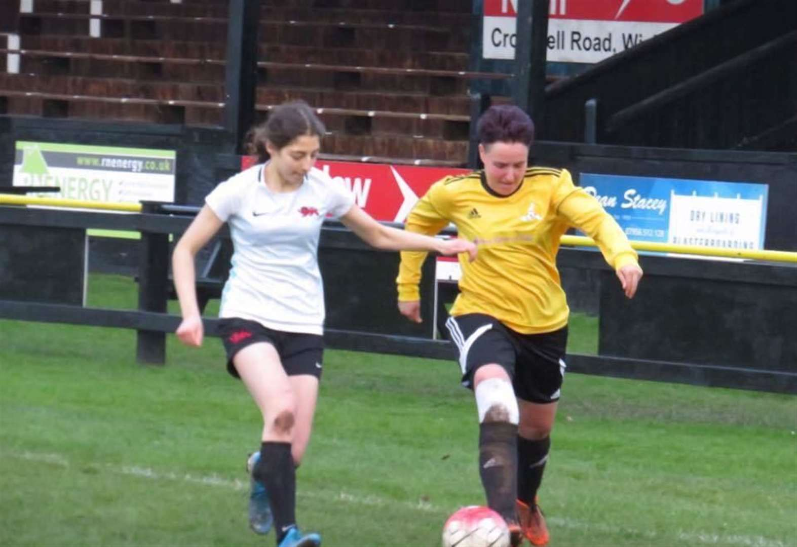 Ladies' football: Hares make it four wins on the bounce after derby