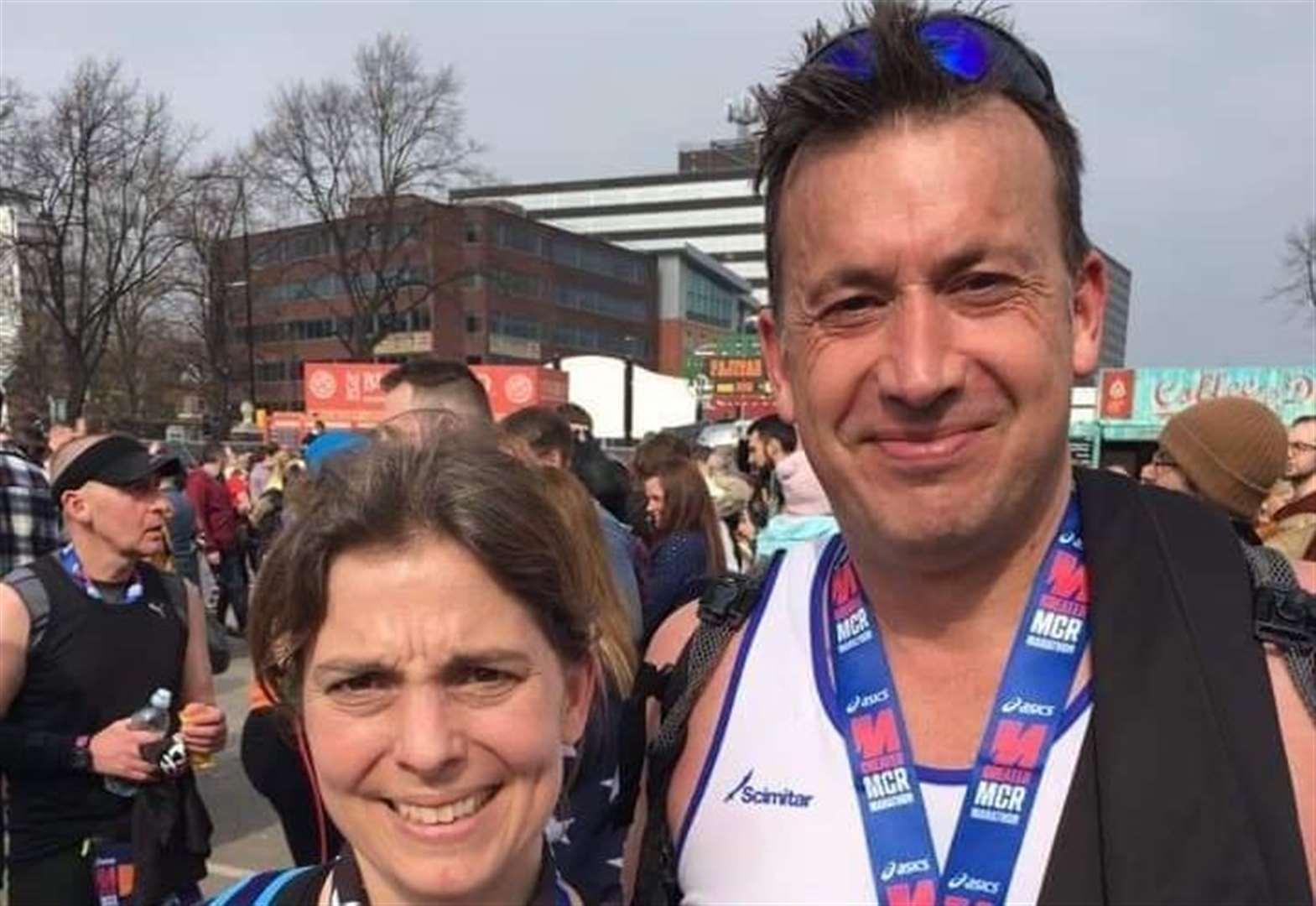 Wisbech Fenland Running Club's Steve Bennington and Lucy Hicks shine on ASICS Greater Manchester Marathon debuts