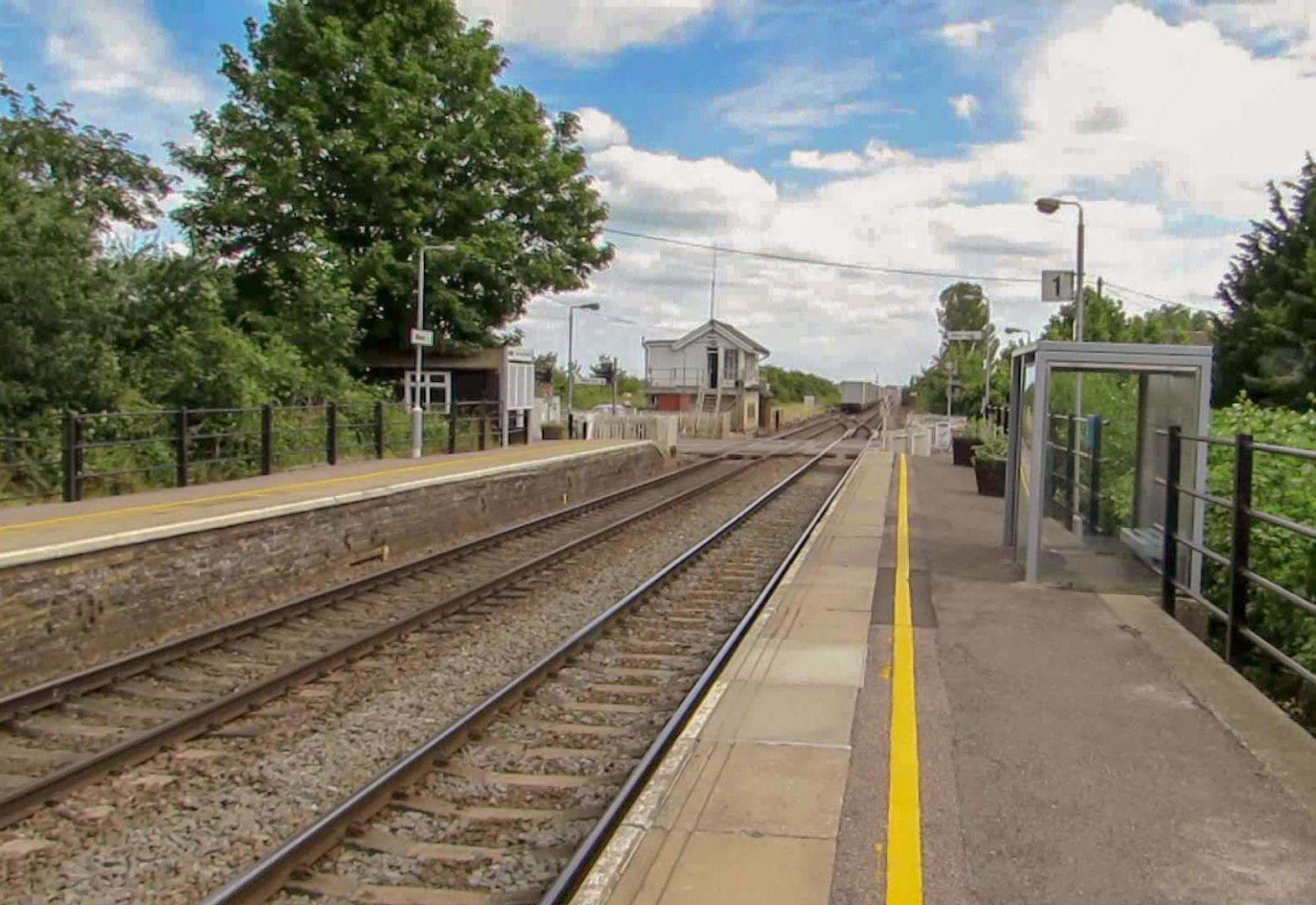 Full steam ahead for railway improvements at two Fenland stations - Manea and Whittlesey