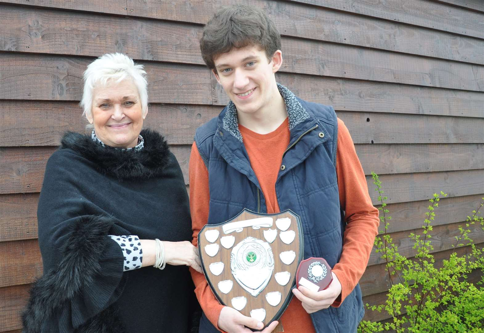 Tennis: discover which junior has scooped annual Wisbech memorial trophy