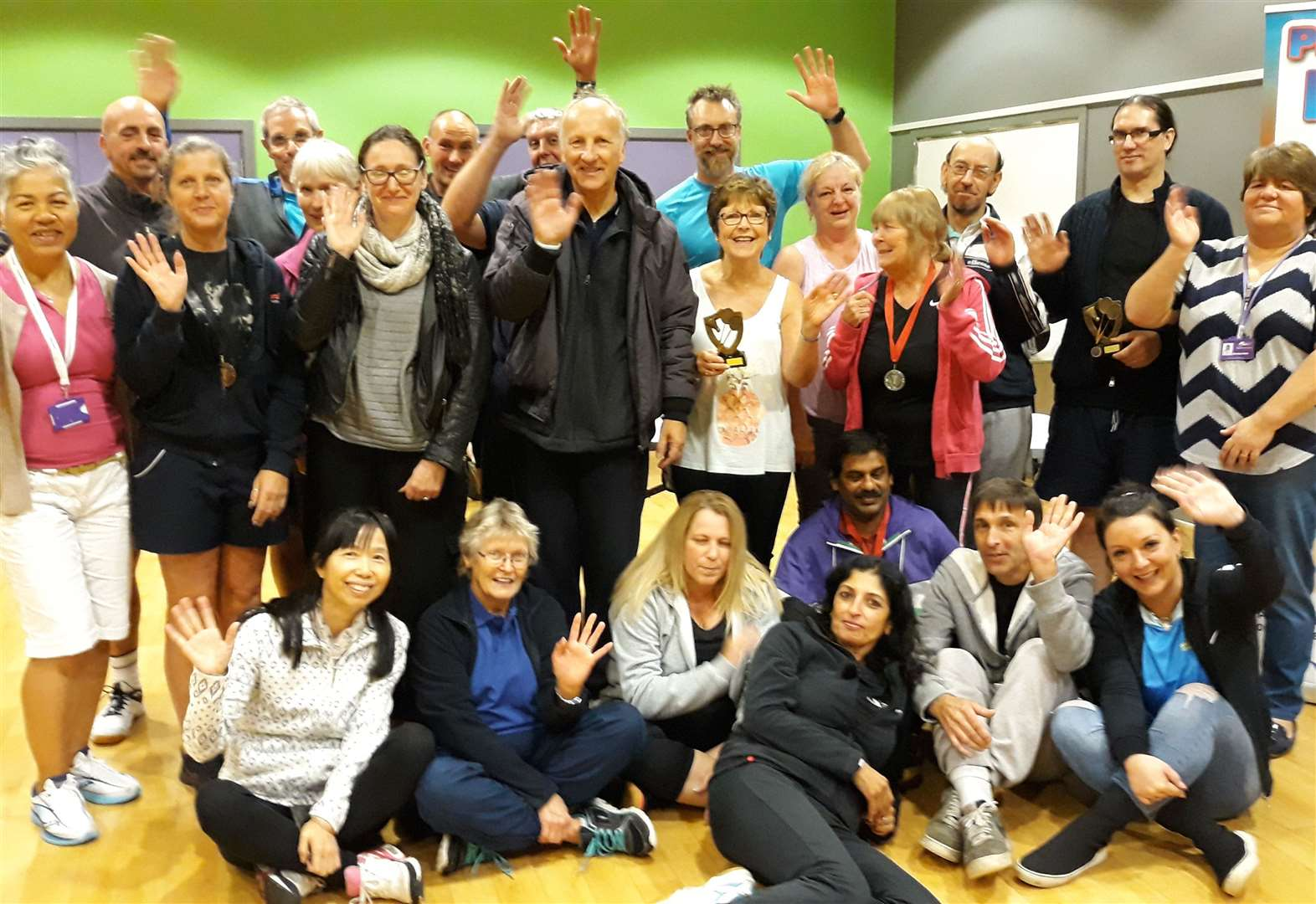 Everyone is welcome: communities brought together through badminton in Wisbech