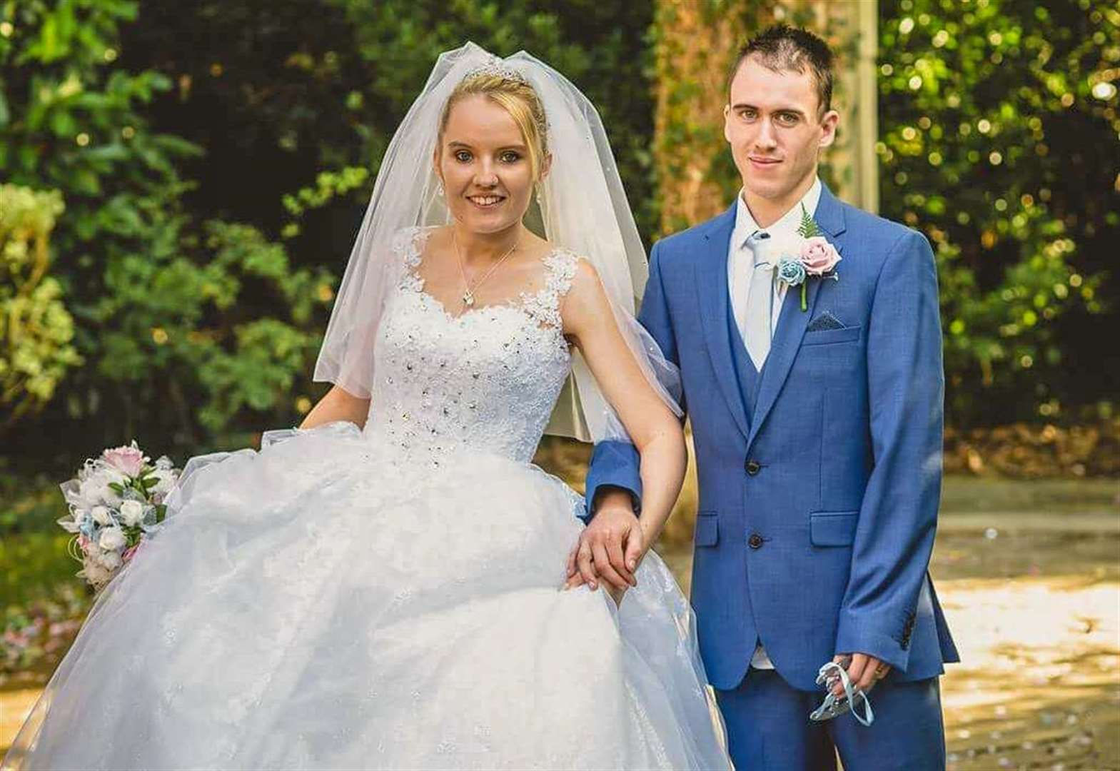 Fenland newly-weds in IVF crowdfunding bid - they need £10,000 because Cambridgeshire does not offer it