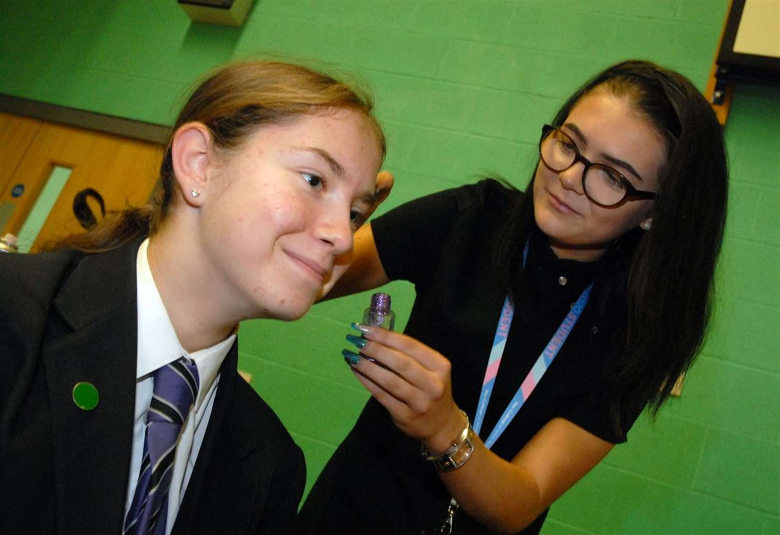 School holds successful careers day