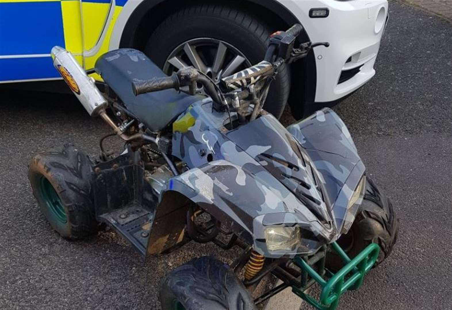'Mindless' quad and off-road bikers in Chatteris face having their vehicles seized before someone is 'killed'