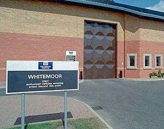 Whitemoor Prison in March. (3699798)