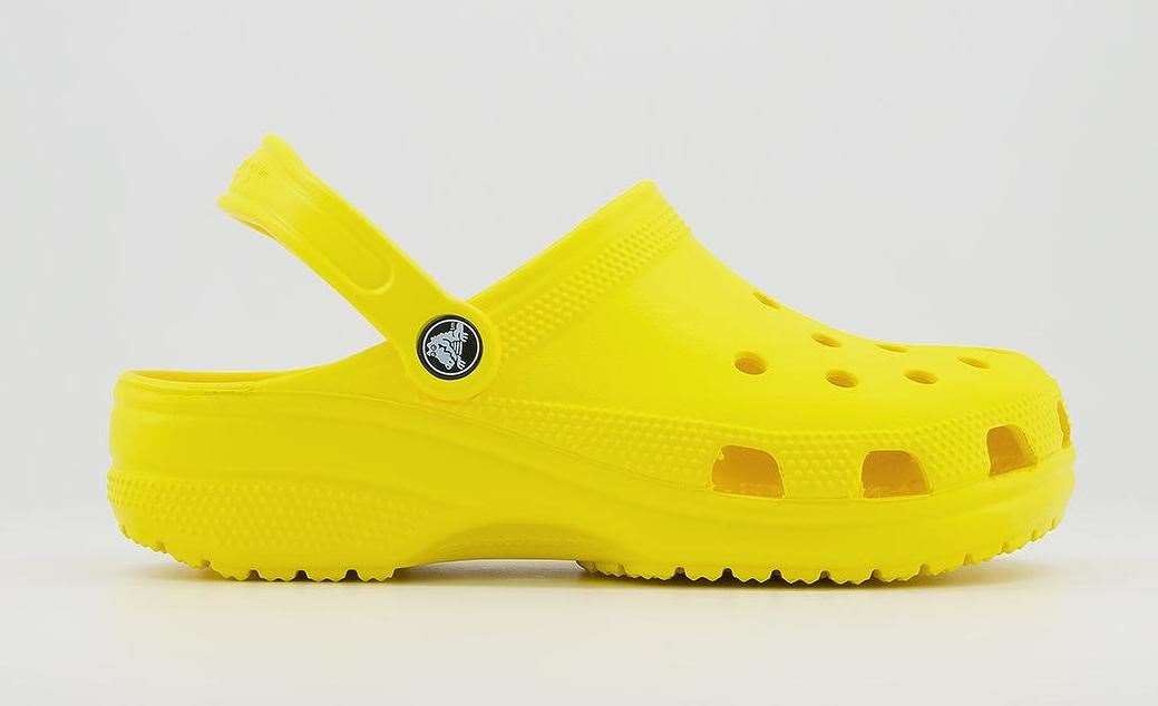 Are Crocs making a 2021 comeback? Picture courtesy of Office.co.uk