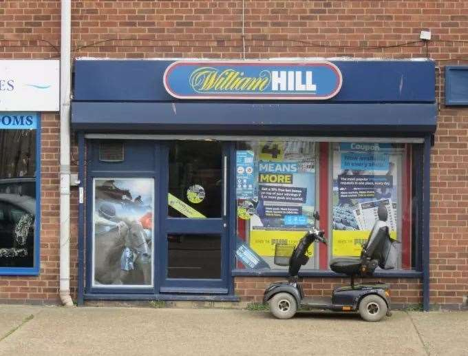 Bookmaker William Hill announces 700 branch closures