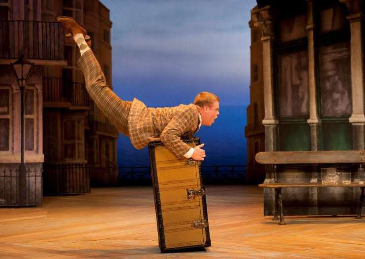 One Man, Two Guvnors will be coming to WisbechS
