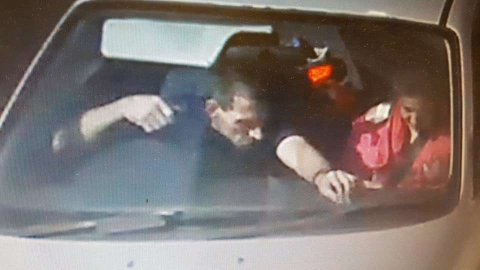 Police in Wisbech have released three images of people they would like to speak to follow theft of fuel worth �99.