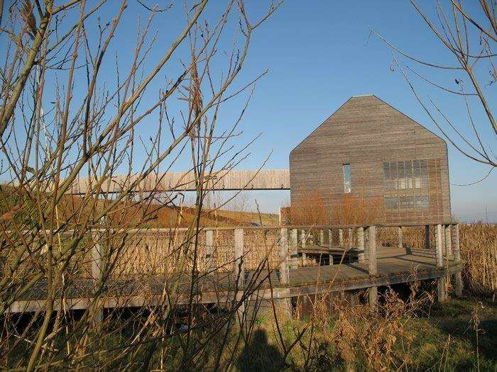 Welney Wetlands Centre has had to close after a water leak. (3516564)
