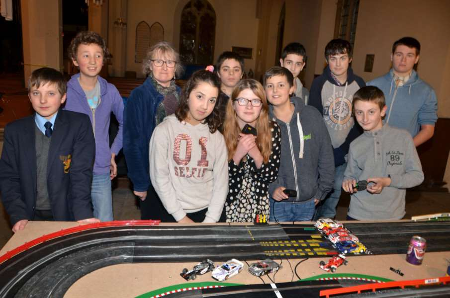 St Matthew's Church, Bridge Road, Sutton Bridge, junior race night,'Ready for racing ANL-160123-211229001