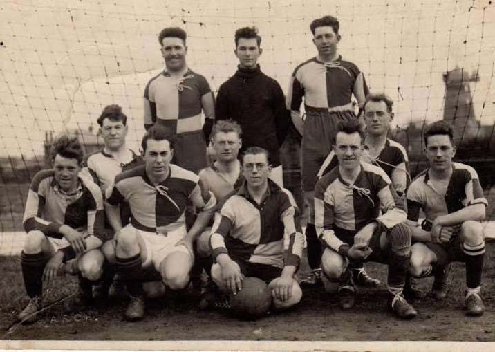 March Museum is appealing for information on this football team