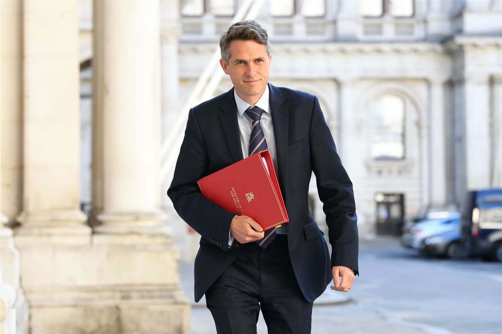 Education secretary Gavin Williamson. Picture: Stefan Rousseau/PA (43854876)