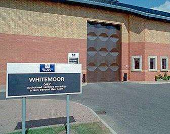 Whitemoor prison in March. (4753037)