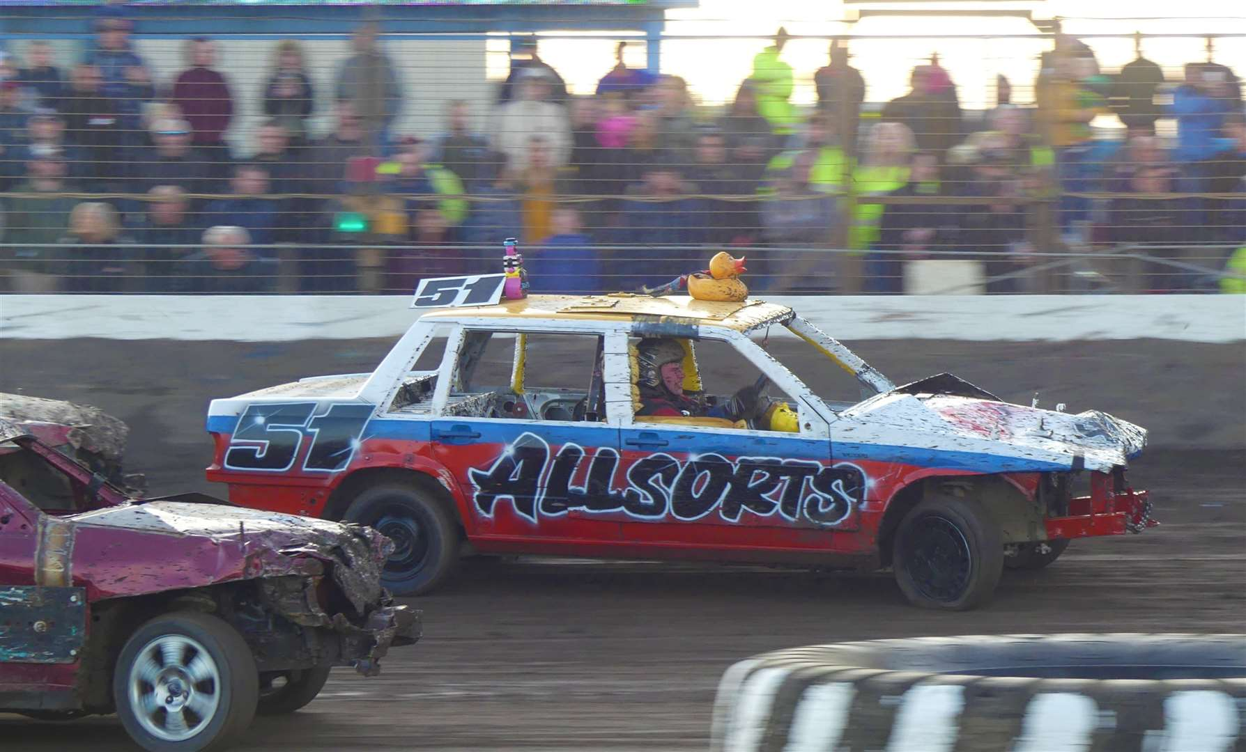 James Licquorice in the Unlimited Banger World of Shale race 9.19(16312216)