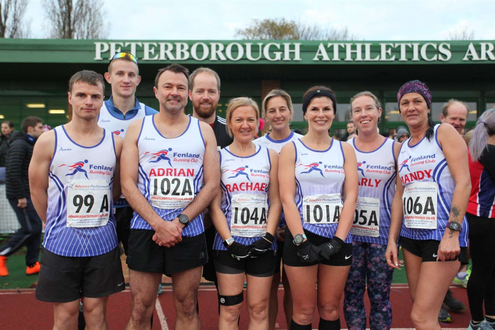 FRC runners 2018 Hereward Relay (5766053)