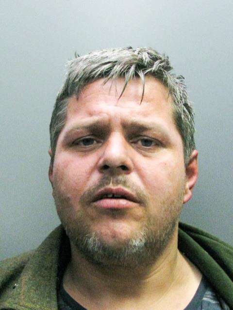 Freddie Shepherd has been jailed for 15 months after taking police on a 30-minute chase. (2533577)