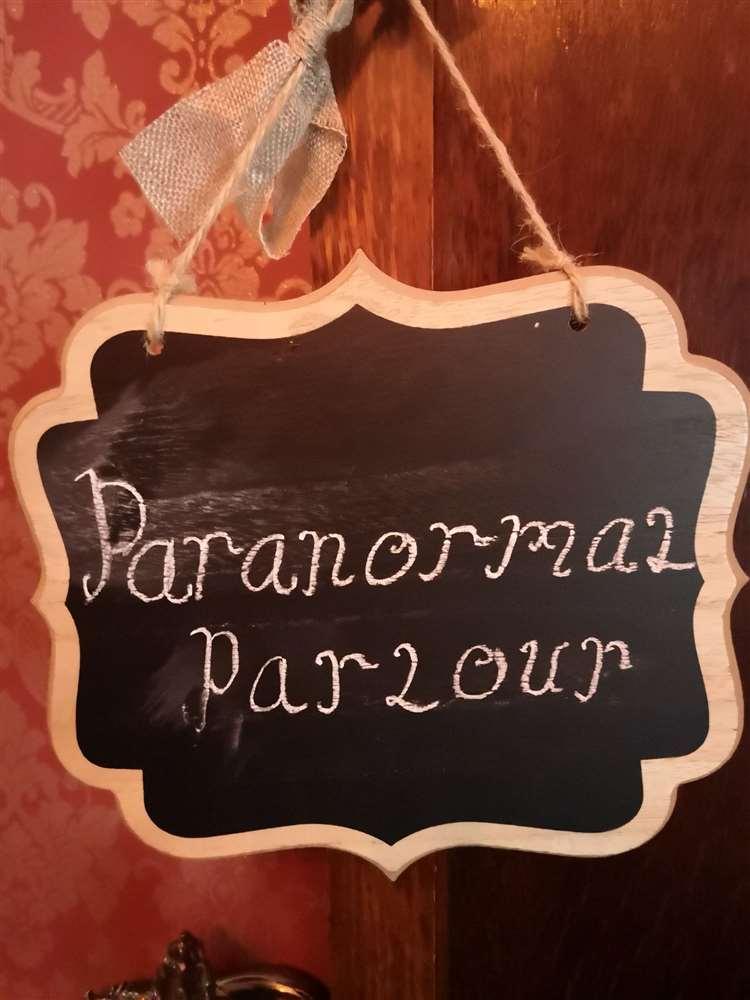 Le Paranormal Parlor serait le troisième du genre dans le pays.  (26880833)