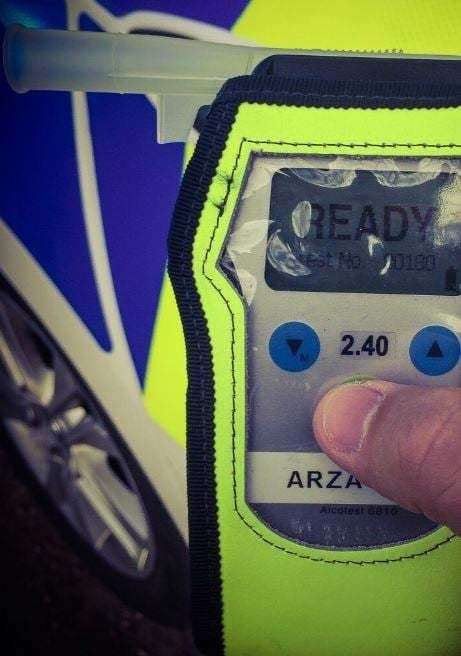 A woman was arrested in Wisbech for drink driving (46499748)