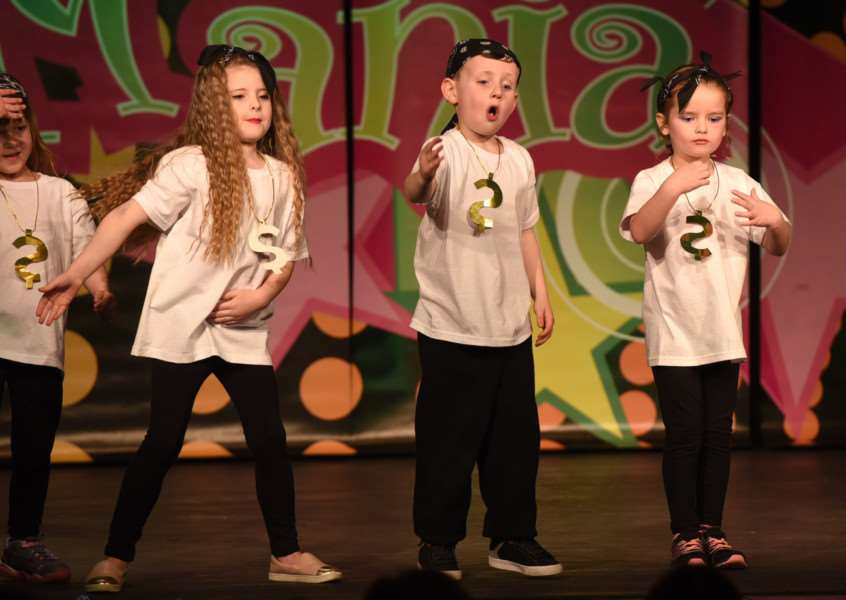 Dance Mania at March Community Centre, Station Road, March ANL-160216-083754009