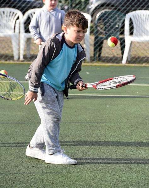 Chatteris Tennis Club hosting former Davis Cup player Danny Sapsford