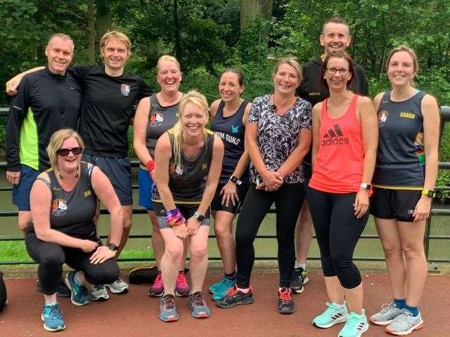 3C 24.6.19 Kings Lynn Parkrun. (12894425)