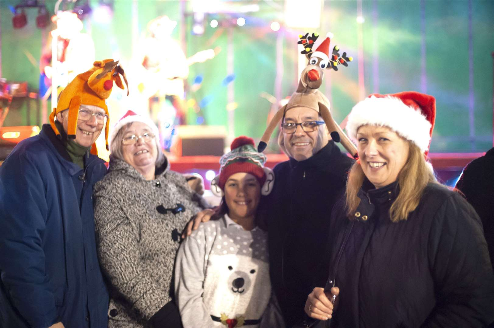 March Town Annual Christmas Lights Switch on. (22957080)