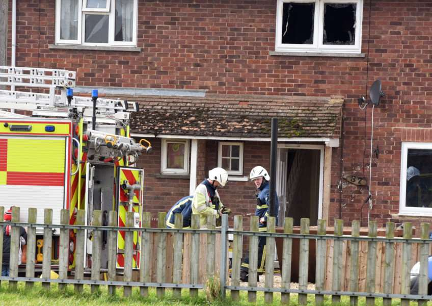 Lime Ave Wisbech house fire ANL-160313-192449009