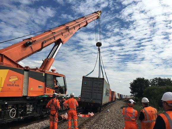 A report into a derailment last summer which caused massive disruption Fenland rail passengers says the wagons had not been properly maintained. (3431474)