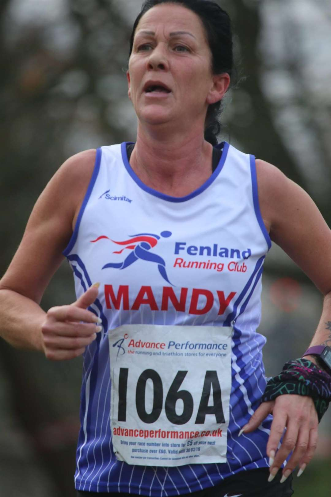 FRC Hereward Relay Mandy Coleman (5761584)