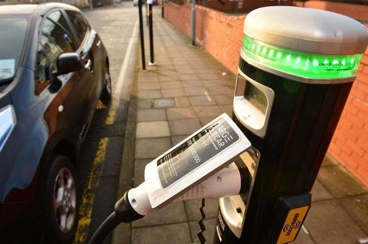 Fenland has just three public electric charge points according to a new report. (21178327)