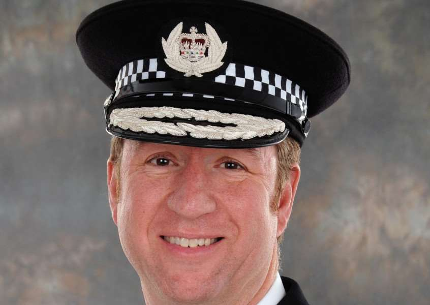 Simon Bailey, nominated Chief Constable for Norfolk ENGANL00120130920161437