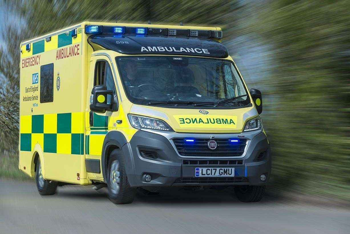 East of England Ambulance Service 'requires improvement'.