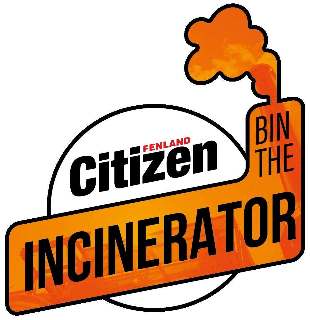 The Fenland Citizen is against the incinerator. (29797111)