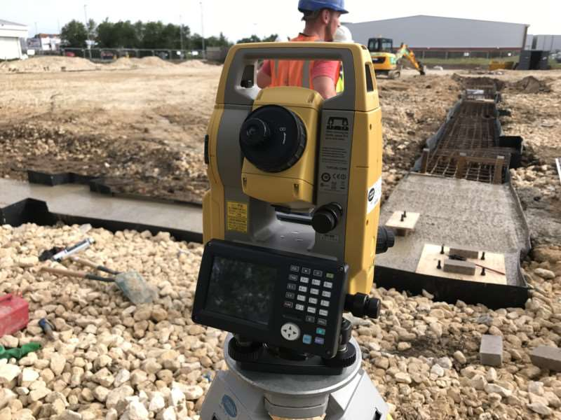 Police are appealing after a TOPCON OS 105 was stolen in Wisbech.