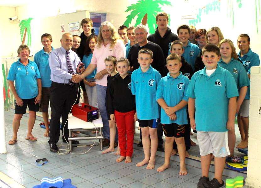 Chatteris Kingfisher Swimming Group