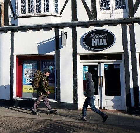 William Hill has announced plans to close 700 shops, but it is unclear whether the two in Wisbech are safe. (13405484)