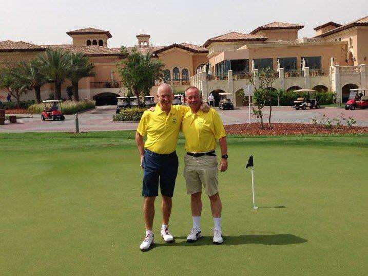 Gedney Hill Golf Club Duo make the Top 3 in League to Dubai